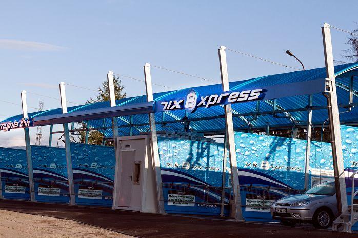Myjnie TixExpress